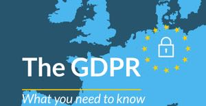 Infographic: The GDPR – 5 facts you need to know